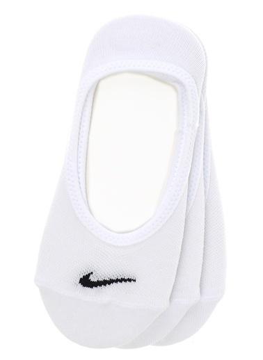 Nike Spor Çorap | 3'lü Çorap Beyaz